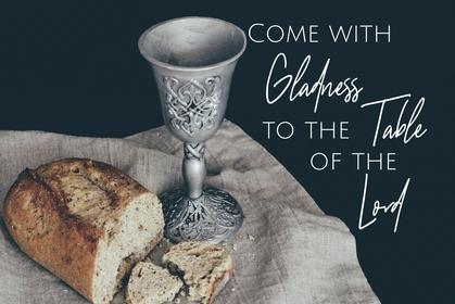 Celebration of Communion